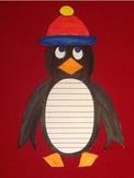 Penguin Writing/Art Activity