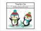Penguin and Snowflake CVC Rhymes - Grammar Pack