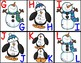 Penguin and Snowman Alphabet Puzzle
