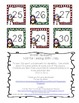 Penguin and Snowman Winter Numbers for Linking with Links Number Line 1-30