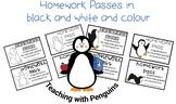 Penguin homework passes #AUSBTS18
