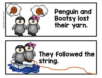 Penguin in Love Book Companion