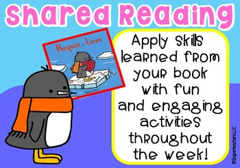 Shared Reading {Penguin in Love}