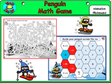 Penguin Math Game