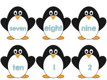 Penguin number matching