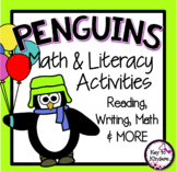 Penguins Math and Literacy and More
