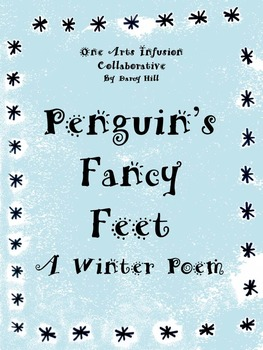Penguin's Fancy Feet Winter Poem