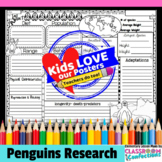 Penguins Research Organizer