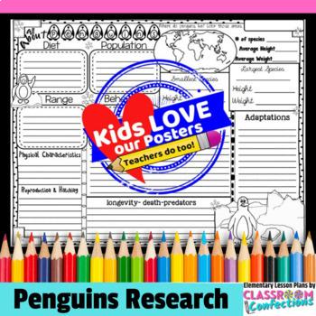 Penguins Research Organizer