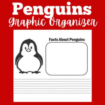 Penguins Activity | Penguins Writing | Penguins Unit | Penguins Winter