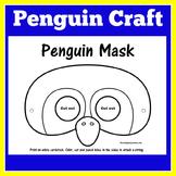 Penguins | Craft Activity | Preschool Kindergarten 1st Gra