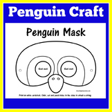 Penguin Craft Activity Kindergarten