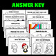Christmas Worksheets (Penguin Activities for Kindergarten,