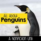 Penguins- a nonfiction unit