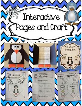 Penguin Interactive Notebook