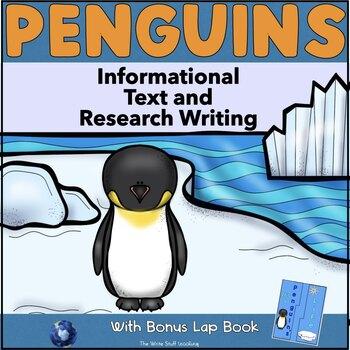 Penguins Lap Book