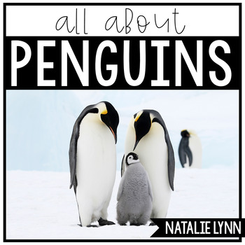 Penguins Nonfiction Unit