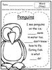 Penguins, Popcorn Words Poetry Book Sample