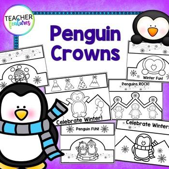 Penguin Crowns