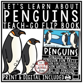 Penguins Research • Penguins Activity