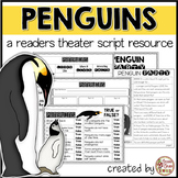 Penguins Nonfiction Readers Theater