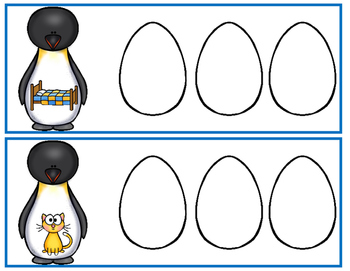 Penguins- A Literacy and Math Unit
