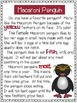 Penguins - A First Grade Literacy Center