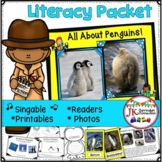 Penguins: All About Penguins Non-fiction Unit
