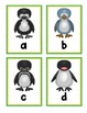 Penguins Alphabet Scavenger Hunt