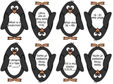 Penguins Around the Room- Editable