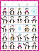 Penguins Bingo Cards