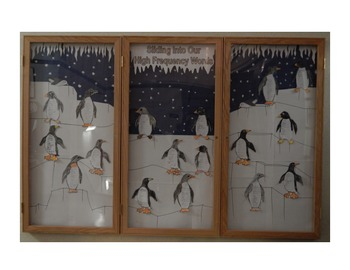 Penguins Bulletin Board