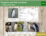 Types of Penguins - Information, Photo Cards & Location Maps