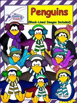 Penguins Clipart