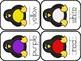 Penguins: Color Words!
