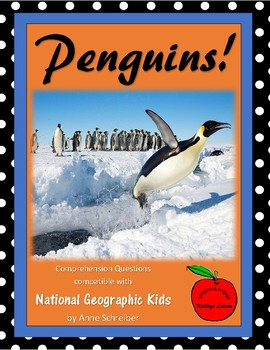 Penguins! / Compatible with National Geographic Kids