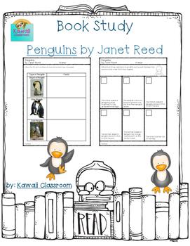 Penguins- Comprehension & Sequencing