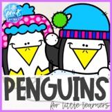 Penguins - Comprehensive Unit - PreK, Preschool, Kindergar