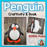 Penguins Craft and Writing Book