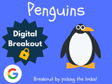 Penguins - Digital Breakout! (Escape Room, Brain Break)