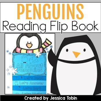 Penguins Flip Book