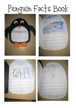 Penguins {Fun Literacy and Math Activities}