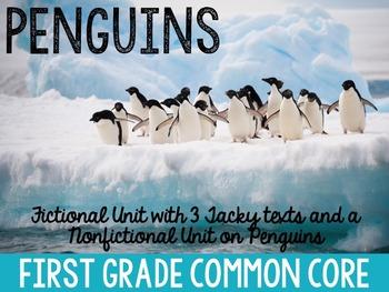 Penguins: Fictional and Nonfictional Text