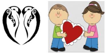 Penguins, Hearts & Friendship Week