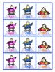 Penguins Just Want to Have Fun - A CVC Game - January FREEBIE