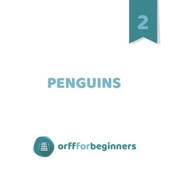 FREE Penguins! Learning to clap 16th notes