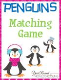 Penguins Matching Game