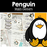 Penguin Math Centers