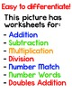 Penguins Math Color by Code: Addition, Subtraction, Multip