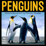 Penguins Unit: PowerPoint and Printables, Non-Fiction
